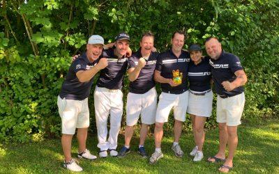 MidAm II: Sieg im Startspiel gegen den Golfclub Lausanne
