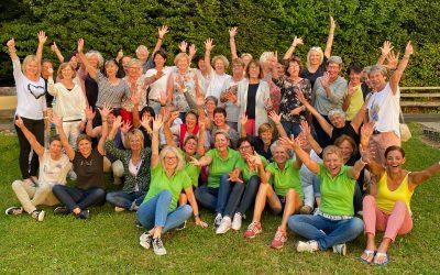 Ein grosses Dankeschön an das Team Interclub Seniorinnen!